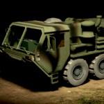 Army Vehicle - Hemtt M978